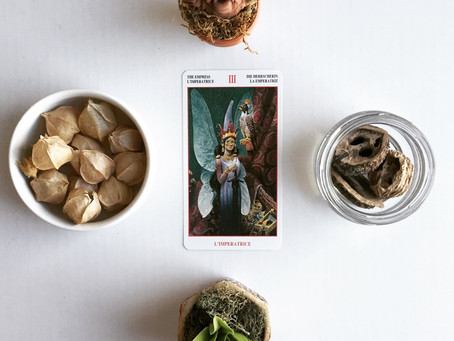 Tarot Tuesday: III, The Empress