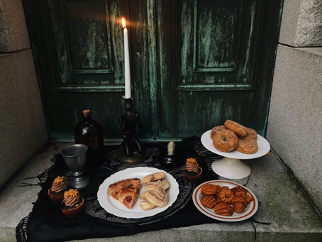 A Samhain Feast for an Entire Coven