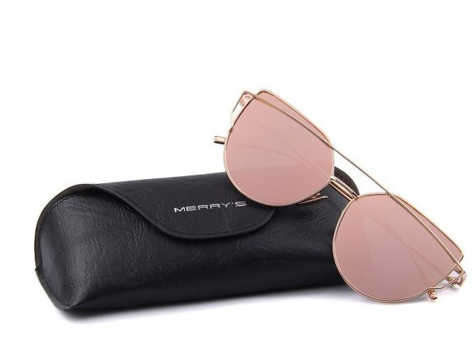 Merry Sunglasses in Pink