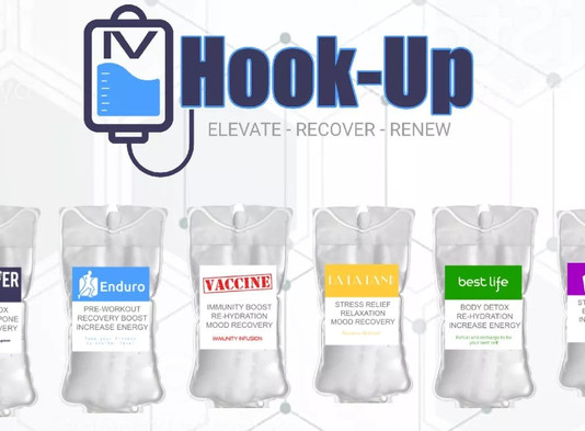 Are you ready get hooked up to better? #Health #Hydration #Recovery #Performance #Skin #ImmuneFuncti