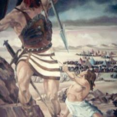 The 21st Century David vs. Goliath