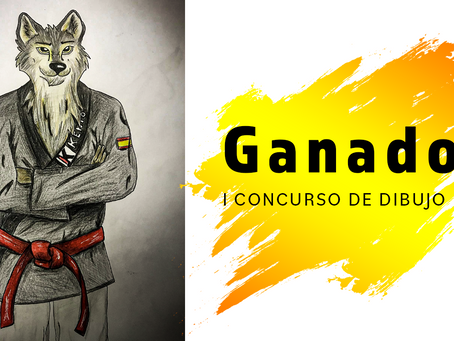 GANADOR I CONCURSO DE DIBUJO