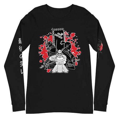 Samurai Long sleeve