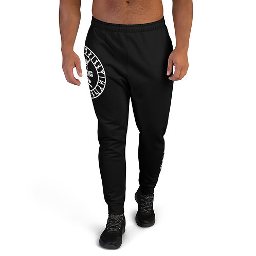 Black Viking Joggers
