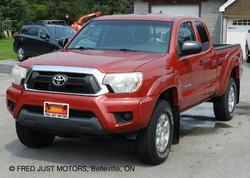 2012 Toyota Tacoma 4x4
