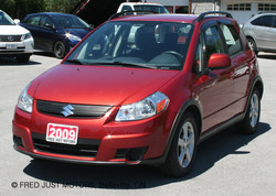 2009 Suzuki SX4 AWD
