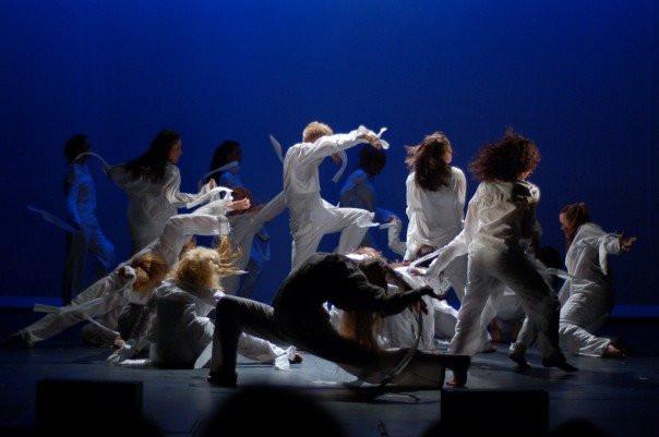 """""""Crazy"""" choreo: David Byer"""