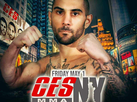 Fight Night Rewind: CES NY1