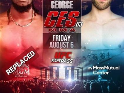 CES 63 Breakdown: Eddy George vs. Tony Jackson