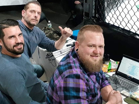 We Are New England MMA