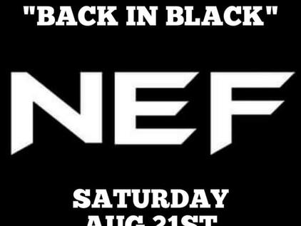 NEF 44 Breakdown: Back in Black