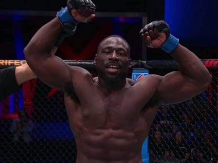 New England's Top Light-Heavyweight; William Knight prepares for second Contender Series appearance.