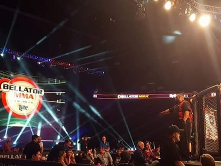 Bellator MMA to return to Mohegan Sun Casino as soon as this month