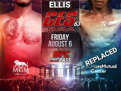 CES 63 Breakdown: Nick Fiore vs. Jay Ellis