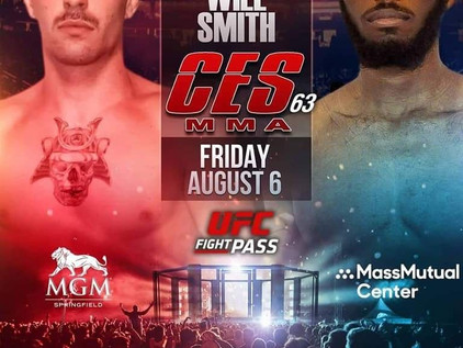 CES 63 Breakdown: Chris Disonell vs. Will Smith