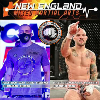 """""""The Mangler"""" & """"War Hawk"""" Talk MMA Life and What's Next"""