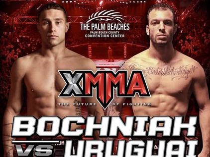 Boston's Bochniak Returns to Action This Saturday at XMMA1