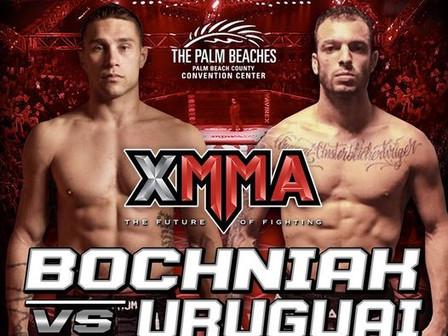 Boston's Bochniak Returns to Action This Saturday at XMMA1