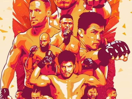 UFC 249: Live Results