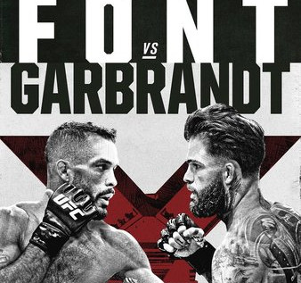 Rob Font Pieces Up Cody Garbrandt Over Five Rounds at UFC Vegas 27