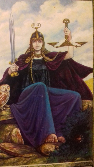Legal cases & Tarot- A strange story