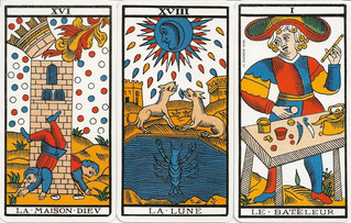 Why I do not love The Tarot Marseilles or Thoth