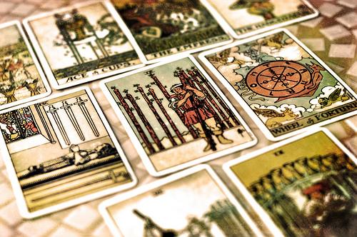 online tarot course