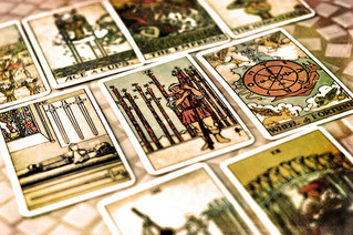 My 5 Tarot BAD habits