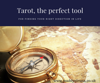 Using tarot for effective planning.