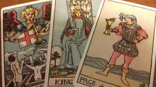 Samhain tarot card reading for you