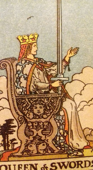 Why I love the the Queen of Swords