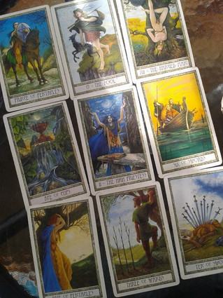 How to phrase a question for the tarot cards