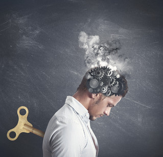 Running an Holistic business-Burnout!