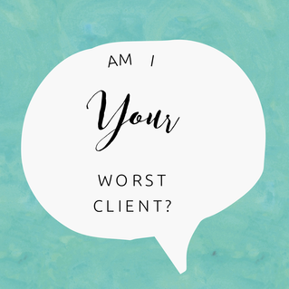 My worst clients- a full breakdown.