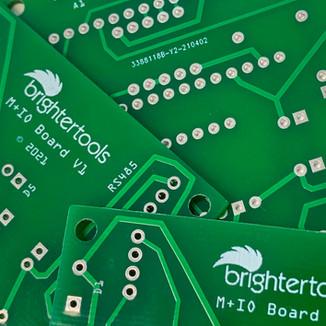Electronic Prototyping & software interfacing