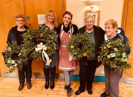 Ashbourne Wreath Making Class