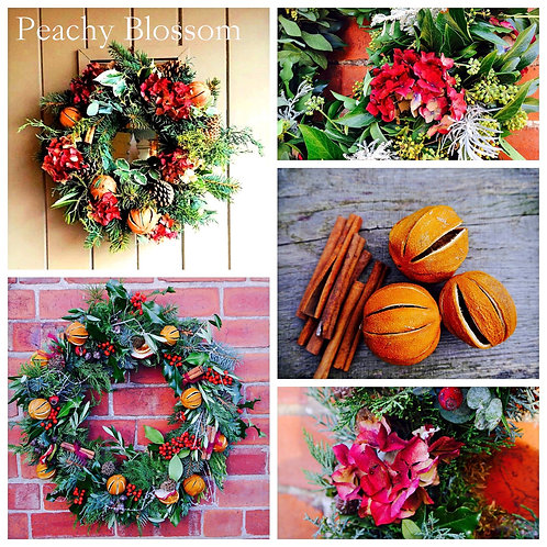 Class Cancellation Wreath or Kit