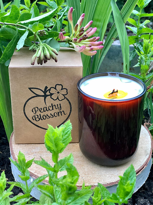 Soya & Bees wax candle