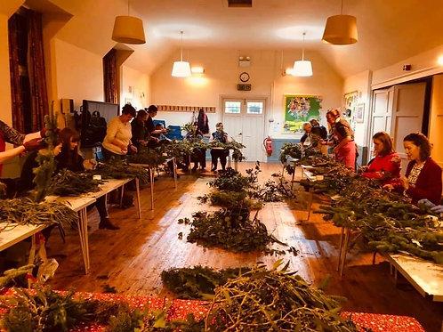 Deposit for Wreath Classes