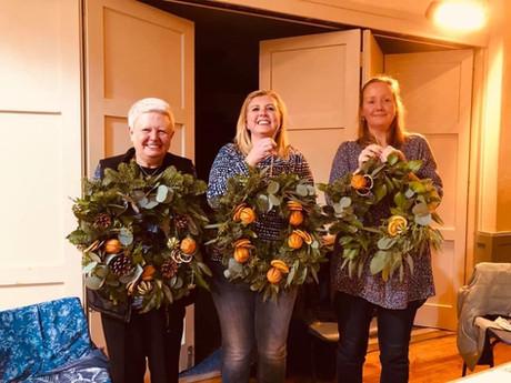 Ashbourne Wreath Making Class