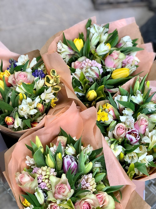 Small Seasonal Bouquet