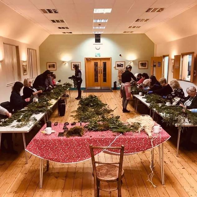 Ashbourne Wreath Classes