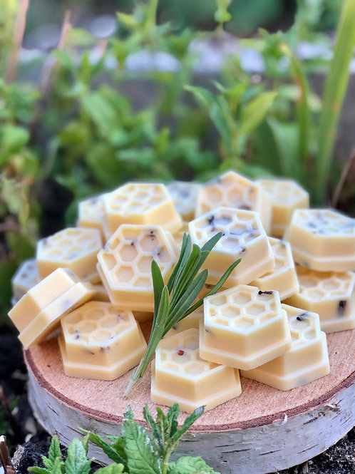 Soya + Beeswax Melts Gift