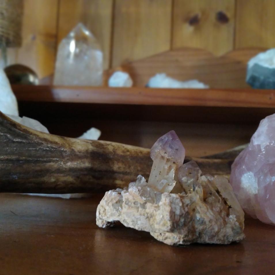 amethyste sceptre