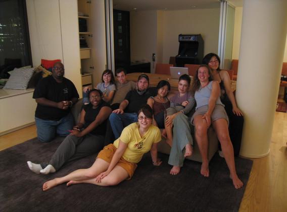 NYC, 2009?
