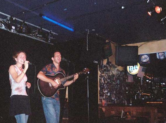 Maurizio's, LA, 2004 or 5?