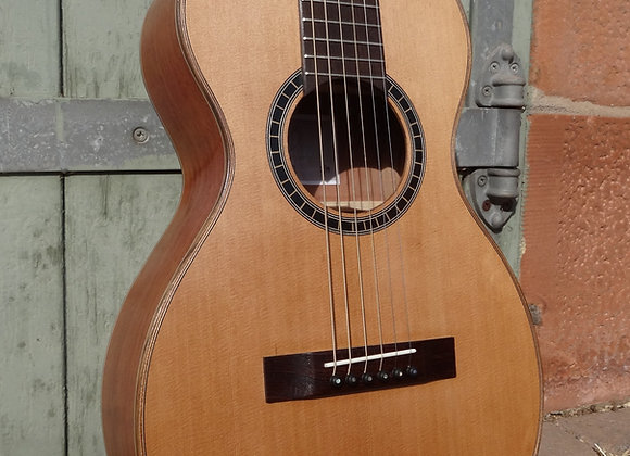 Handmade Parlour Guitar