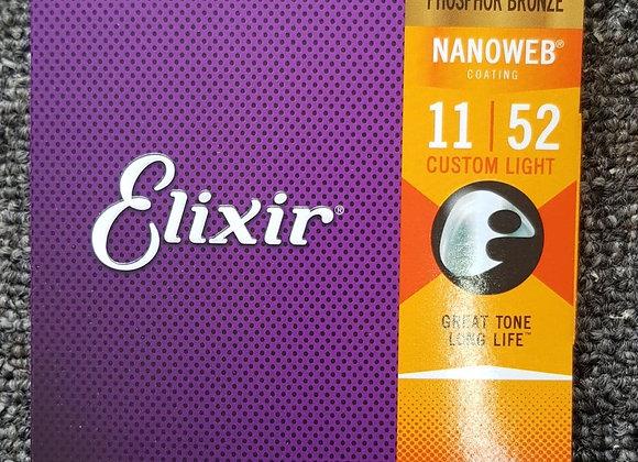 Elixir Acoustic - Phosphor Bronze