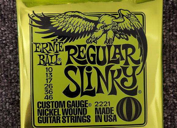 Ernie Ball - Electric Guitar Strings