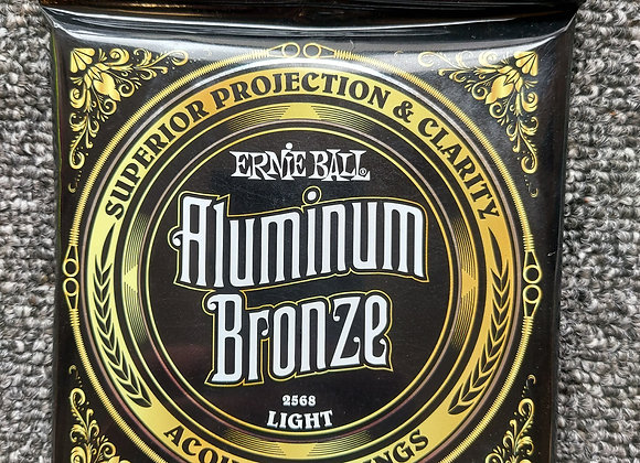 Ernie Ball Alu/Bronze Acoustic Strings